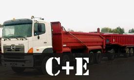CE-Nákladní-auto-vlek