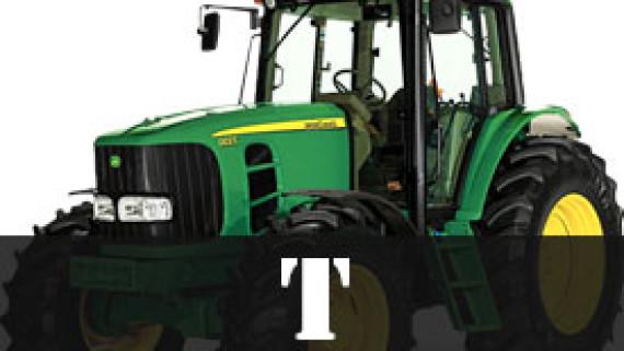 T- traktor